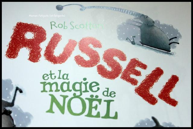 russell et la magie de noel