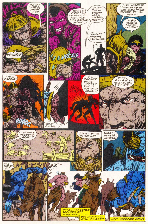Read online Conan the Adventurer comic -  Issue #11 - 22