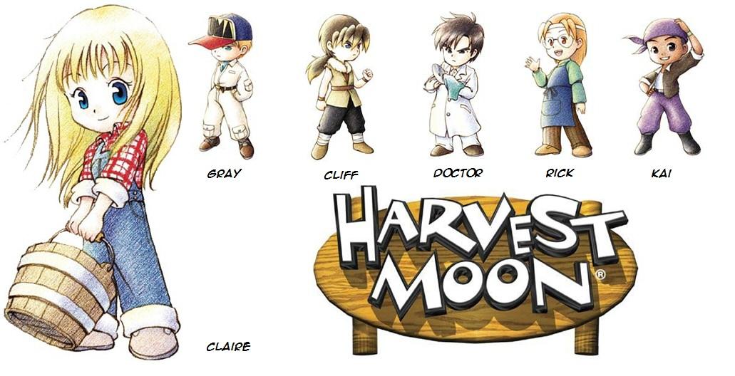Harvest moon back to nature mp3 download harvest moon back.
