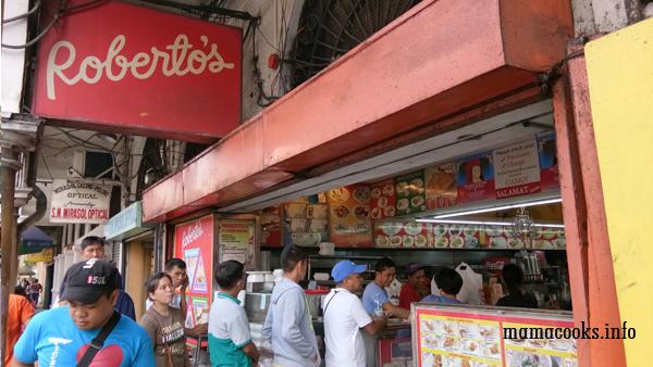 Roberto's Siopao - Iloilo restaurant