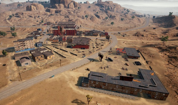Lokasi Loot Terbaik di Marimar Map PUBG Mobile - Pecado Casino and Gym