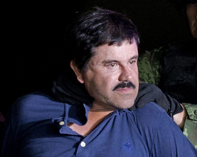 """Hay alguien arriba de mí en el cártel dice """"El Chapo"""" Guzmán"""