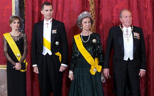 La Corte de Felipe VI: un rey para un país difícil