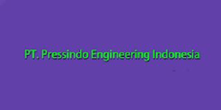 Lowongan Kerja Bekasi PT. Pressindo Engineering Indonesia