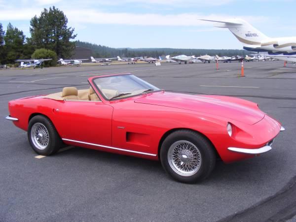 1969 Intermeccanica Italia Spyder Has Been Restored | Auto ...