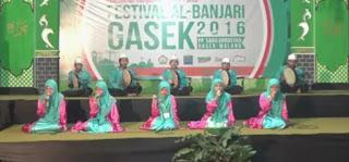 Mp3 Sholawat Robbuna Robbul Qulub & Wa'duni - Bustanul Azhar (Fesban Gasek 2016)