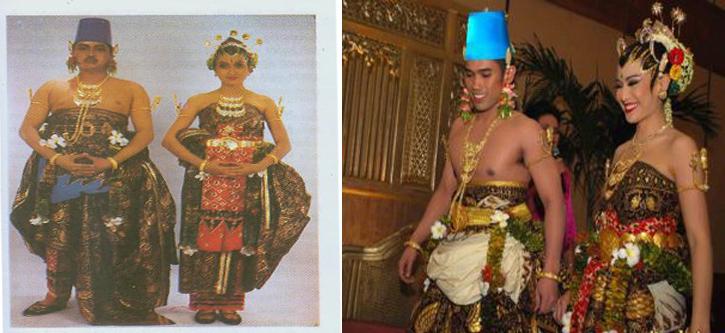 Pernikahan Adat Jawa Selly Dan Adit Di Yogyakarta: STYLIST GENERATION: Gaya Busana Pernikahan Adat Keraton