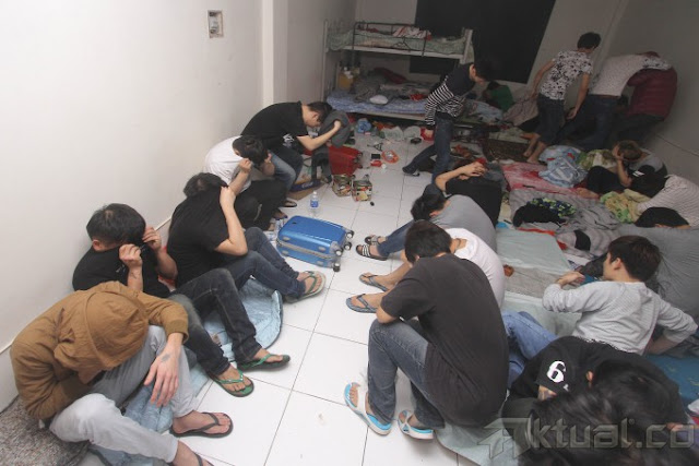 Ketangkap Lagi Nih, Imigrasi Timika Deportasi 18 WNA, 16 Diantaranya Warga Tiongkok : kabar Terupdate Hari Ini
