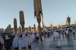 Catatan Haji #3: Shalat Arbain, Antara Nikmat dan Pekerjaan Berat