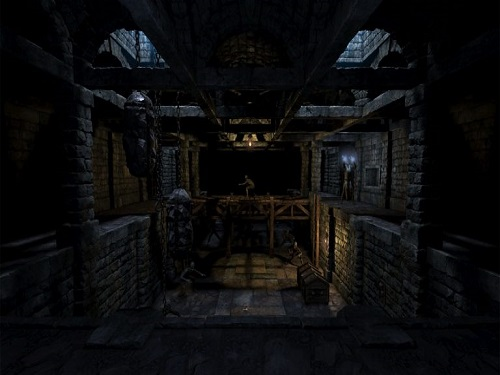 Legend of Grimrock 2 Game