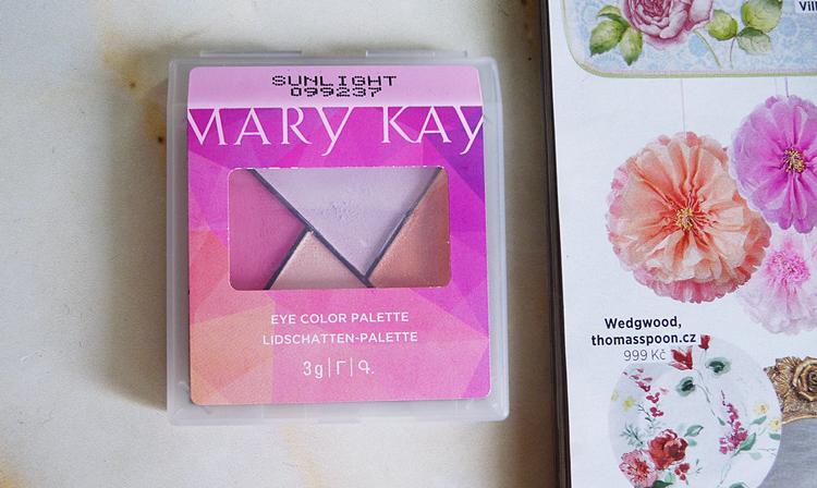 Mary Kay Paleta očních stínů sunlight