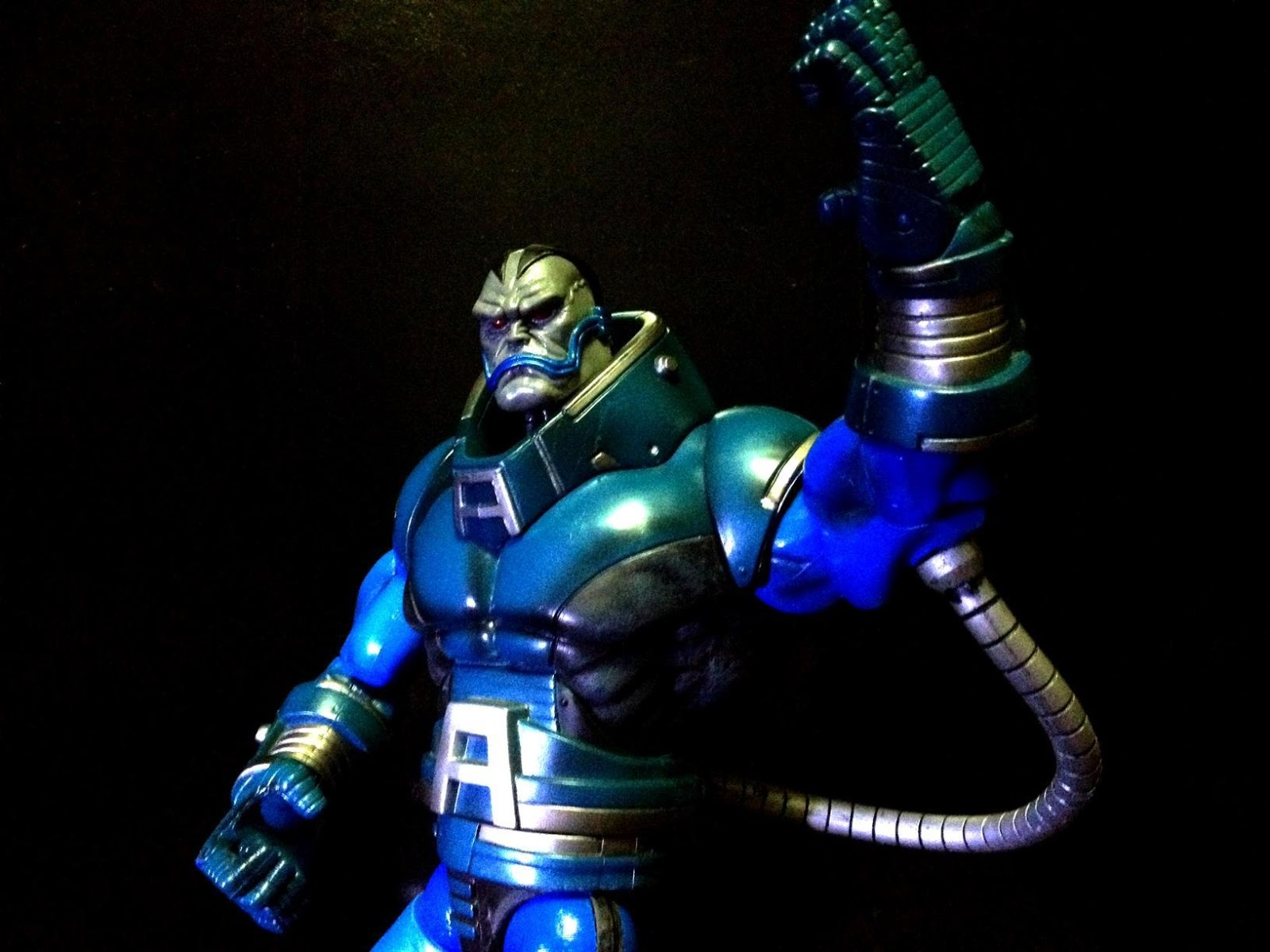 Combo's Action Figure Collection: Apocalypse (Marvel Legends)
