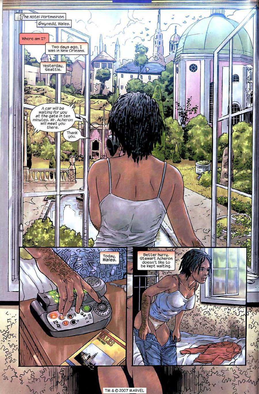 Read online Silver Surfer (2003) comic -  Issue #4 - 8