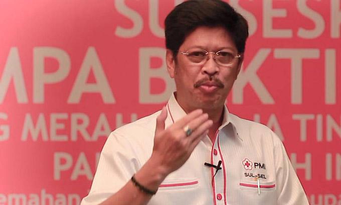 Cuaca buruk yang terjadi belakangan ini di sejumlah daerah di Indonesia, termasuk di Sulsel, menjadi perhatian khusus Ketua Palang Merah Indonesia (PMI) Sulsel, Ichsan Yasin Limpo (IYL).