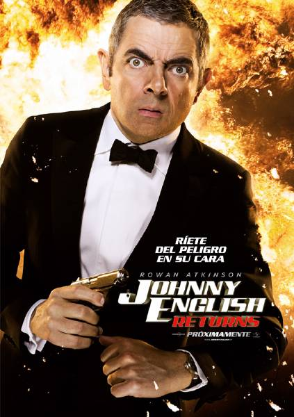 Ver Johnny English Returns - 2011 Online