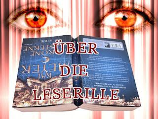 Lesegelaber : Über die Leserille