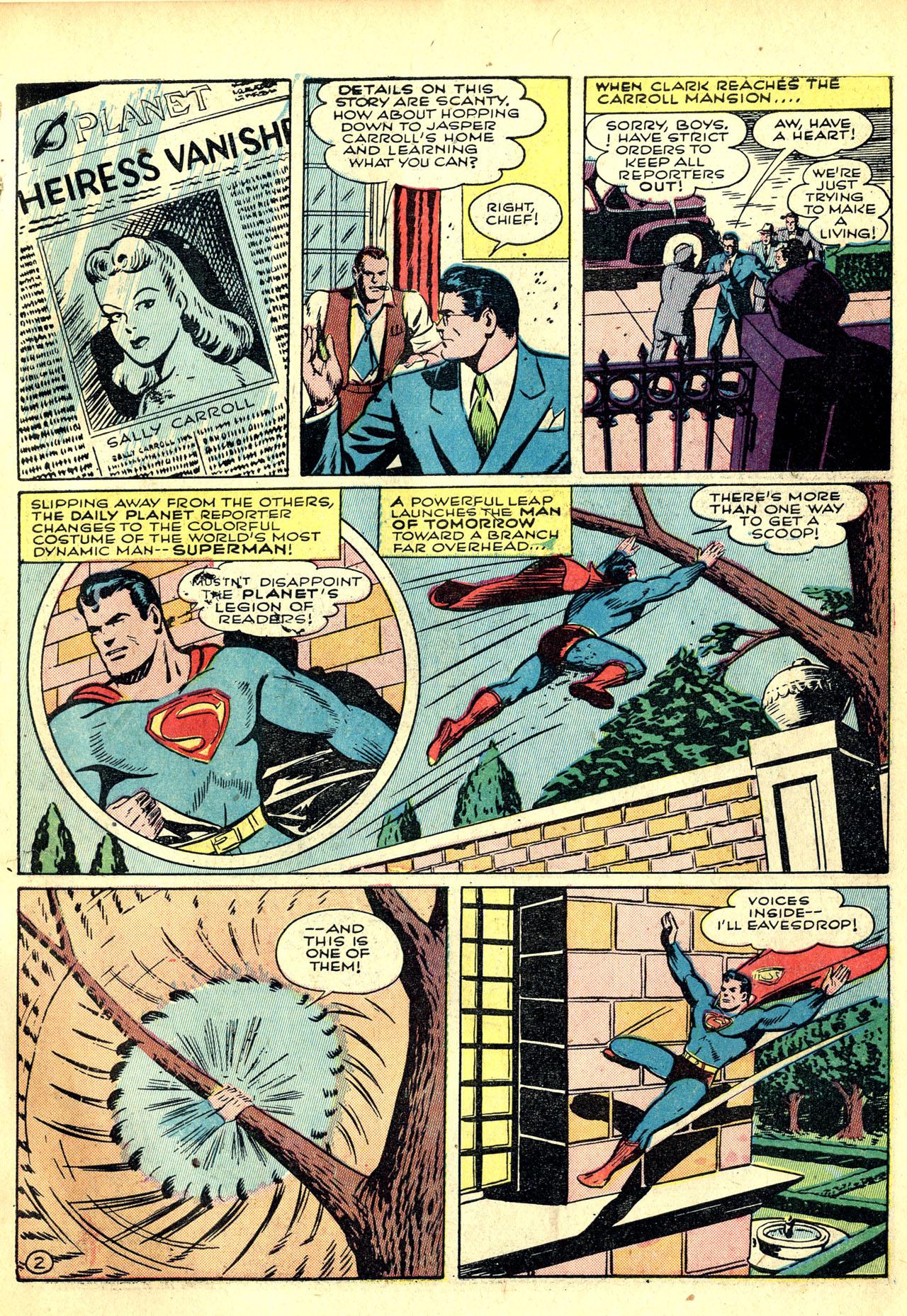 Read online World's Finest Comics comic -  Issue #8 - 5