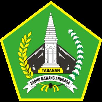 Logo Kabupaten Tabanan PNG