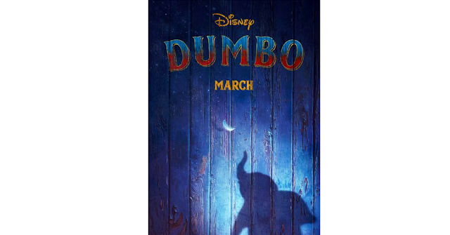 Live-Action DUMBO trailer, DUMBO, Disney, movies, films, classic, Tim Burton