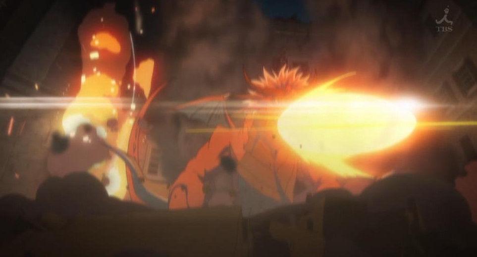 アニメ「神撃のバハムートVIRGINSOUL」1話(新)感想:発情するとドラゴンになっちゃう主人公wwww