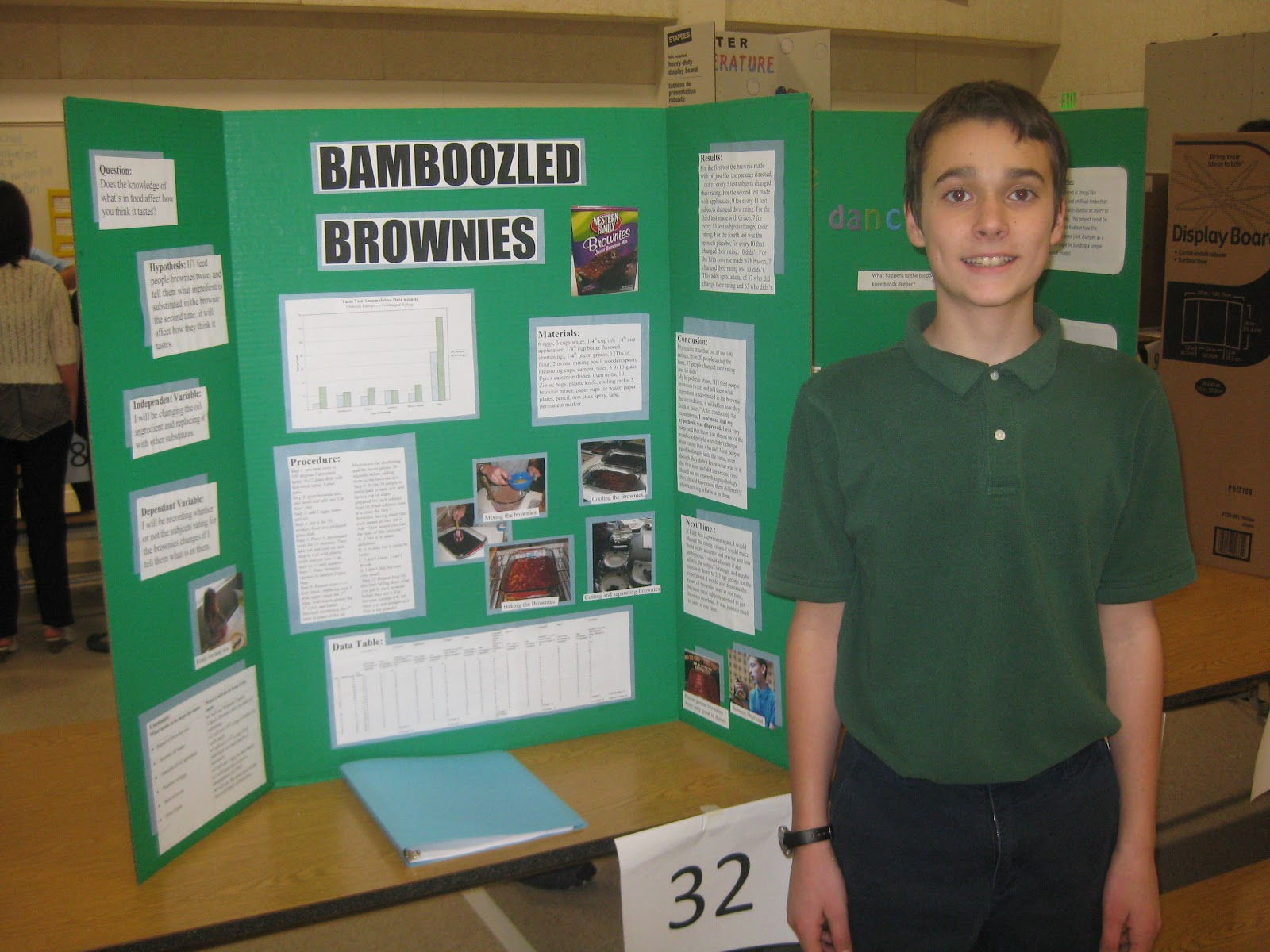 The Bec Ster Science Fair Tec