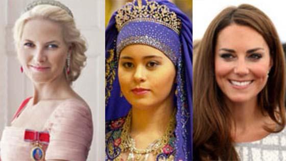 Inilah 8 Wanita Biasa Yang Mengahwini Putera Raja