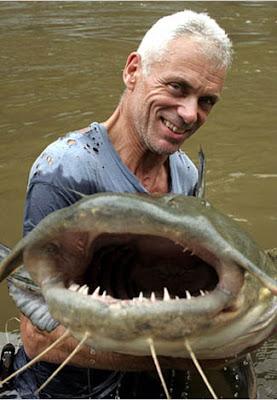 Big Fishes Of The World Catfish Goonch Bagarius Bagarius
