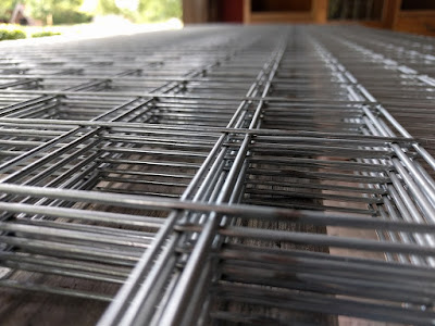 reinforcement bars