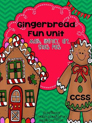 http://www.teacherspayteachers.com/Product/Gingerbread-Man-Unit-literacy-math-snack-art-Common-Core-Alligned-419608