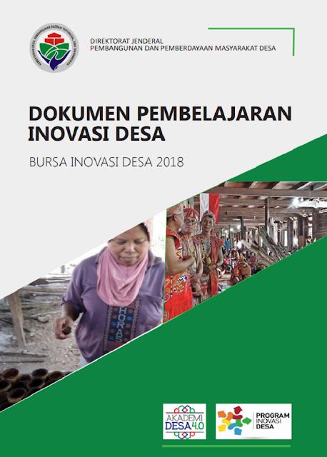 Dokumen Pembelajaran Program Inovasi Desa