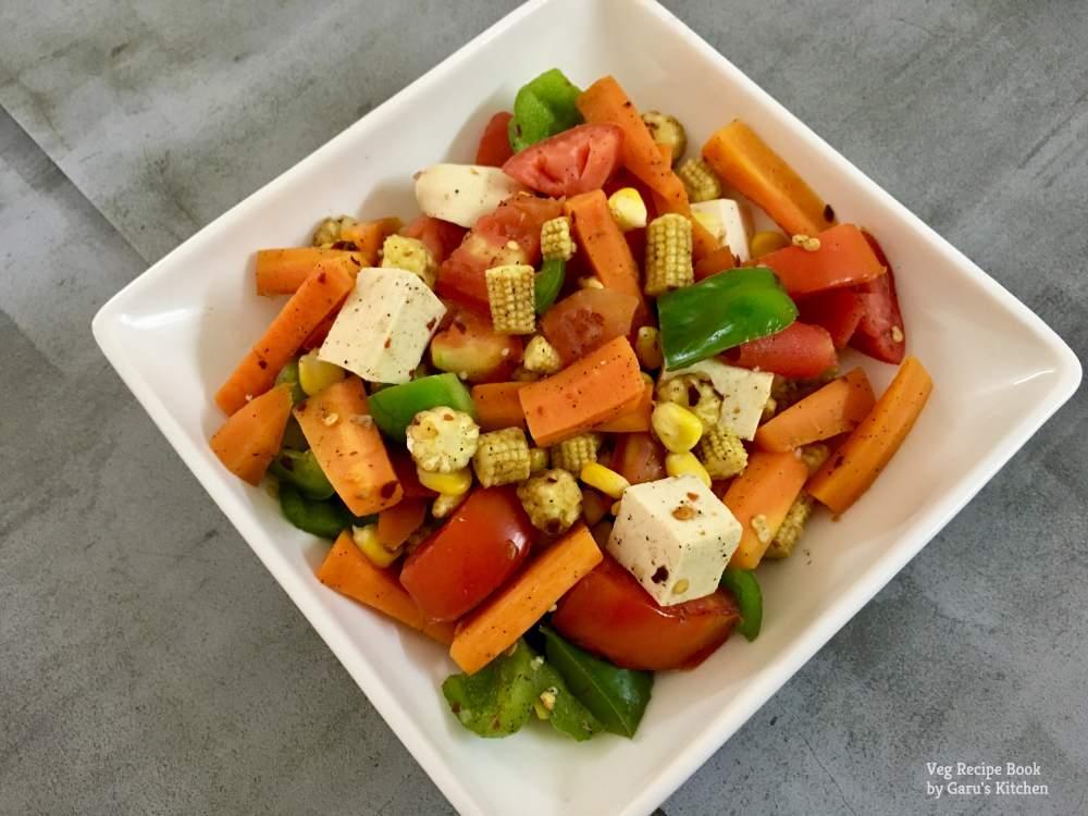 Salad Recipes Garu S Kitchen By Garima Rastogi