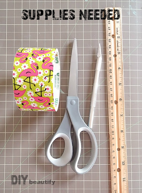 Follow this tutorial by DIY beautify to create an awesome Duct Tape Wallet with room for bills and credit cards!