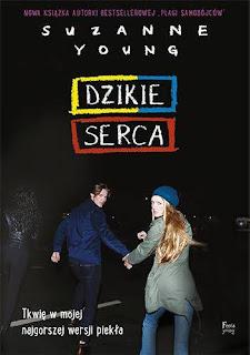 """""""Dzikie serca"""" Suzanne Young"""