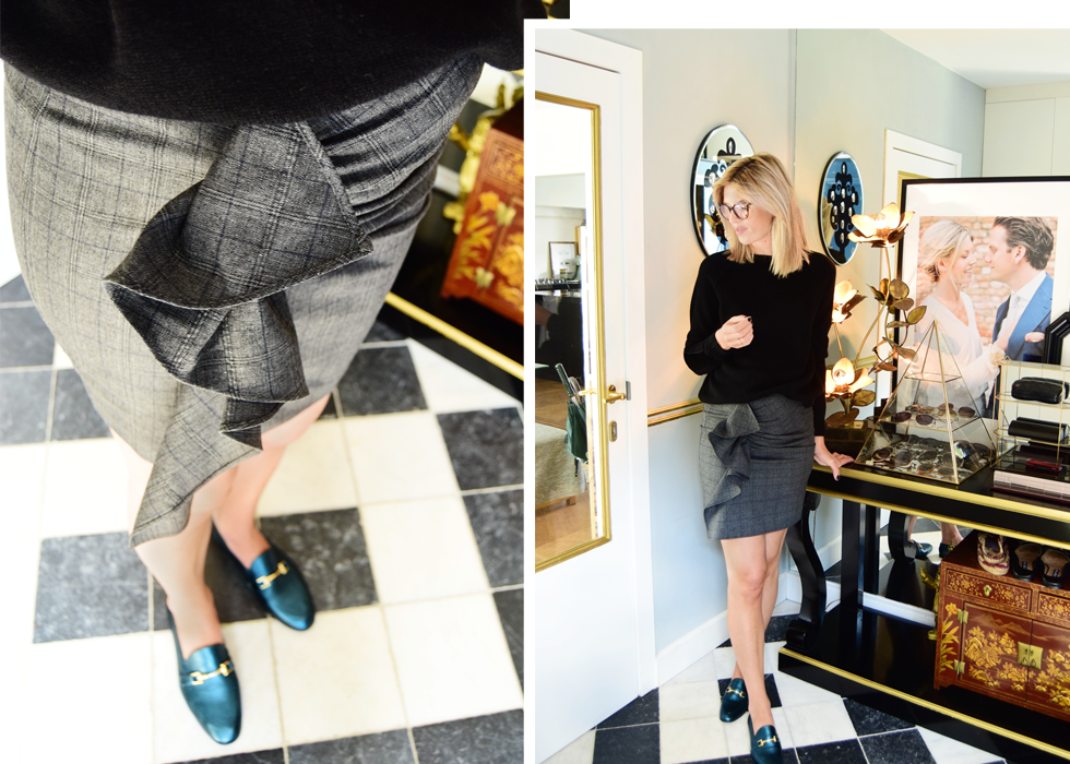 Outfit of the day, Sacha, FTC Chasmere, Fendi, Dewolf, Designers Remix, ootd, style, fashion, blogger