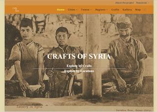 http://craftsofsyria.uvic.ca/