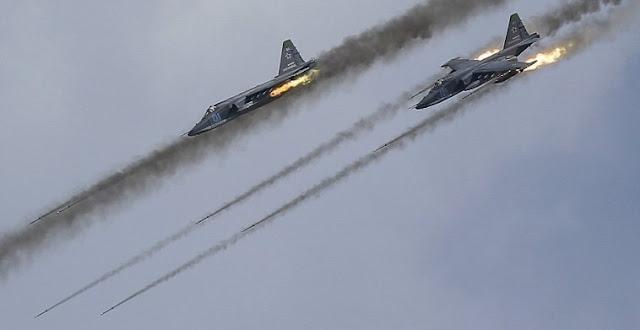 Rússia dispara mísseis de cruzeiro contra Estado Islâmico