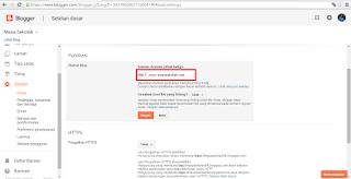 Tutorial Lengkap dan Simple Mengganti domain Dot Com Dari Rumah Web