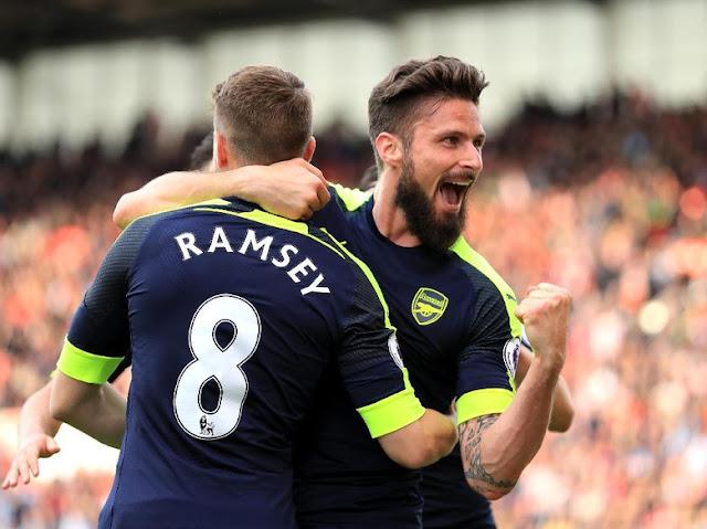 Giroud Ikrarkan Kesetiaan pada Arsenal