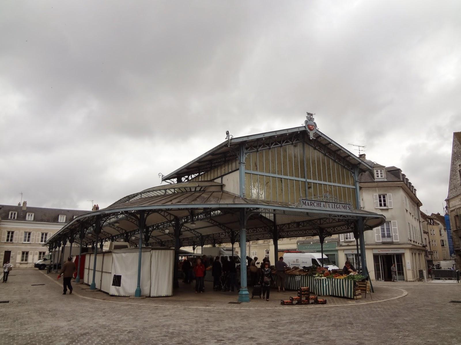 Mercado de Chartres