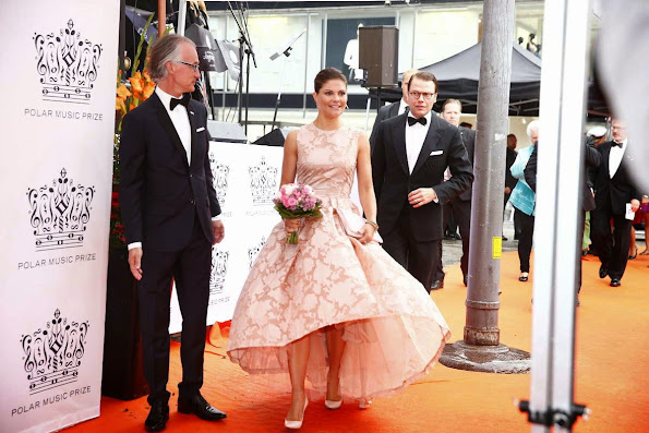 Queen Silvia, Crown Princess Victoria, Prince Daniel, Princess Madeleine attended thé 2014 Polar Music Prize