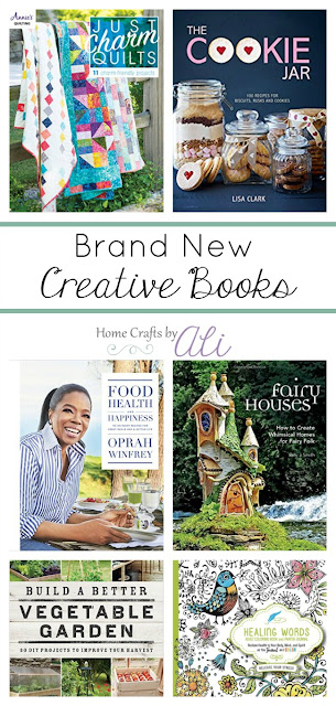 Brand New Creative Books You don't want to miss