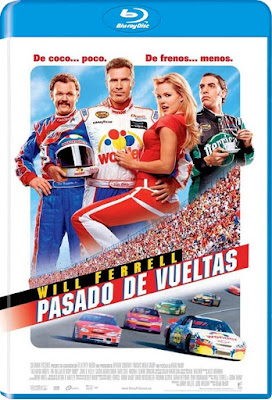 Talladega Nights The Ballad Of Ricky Bobby 2006 BD25 Latino
