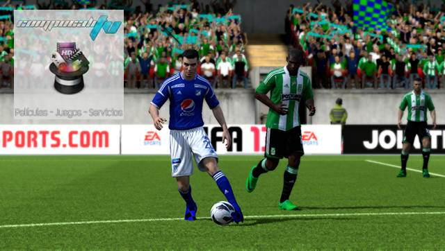 Fifa Américas Patch 2013 PC Ligas de América Descargar