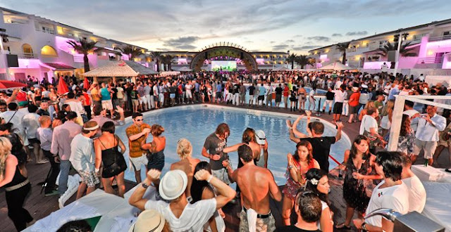 Ibiza nas Ilhas Baleares