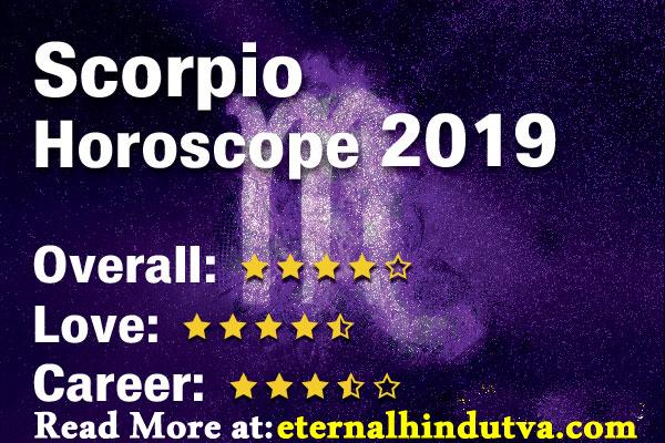 Scorpio Horoscope 2019 - Science and Hindu Religion