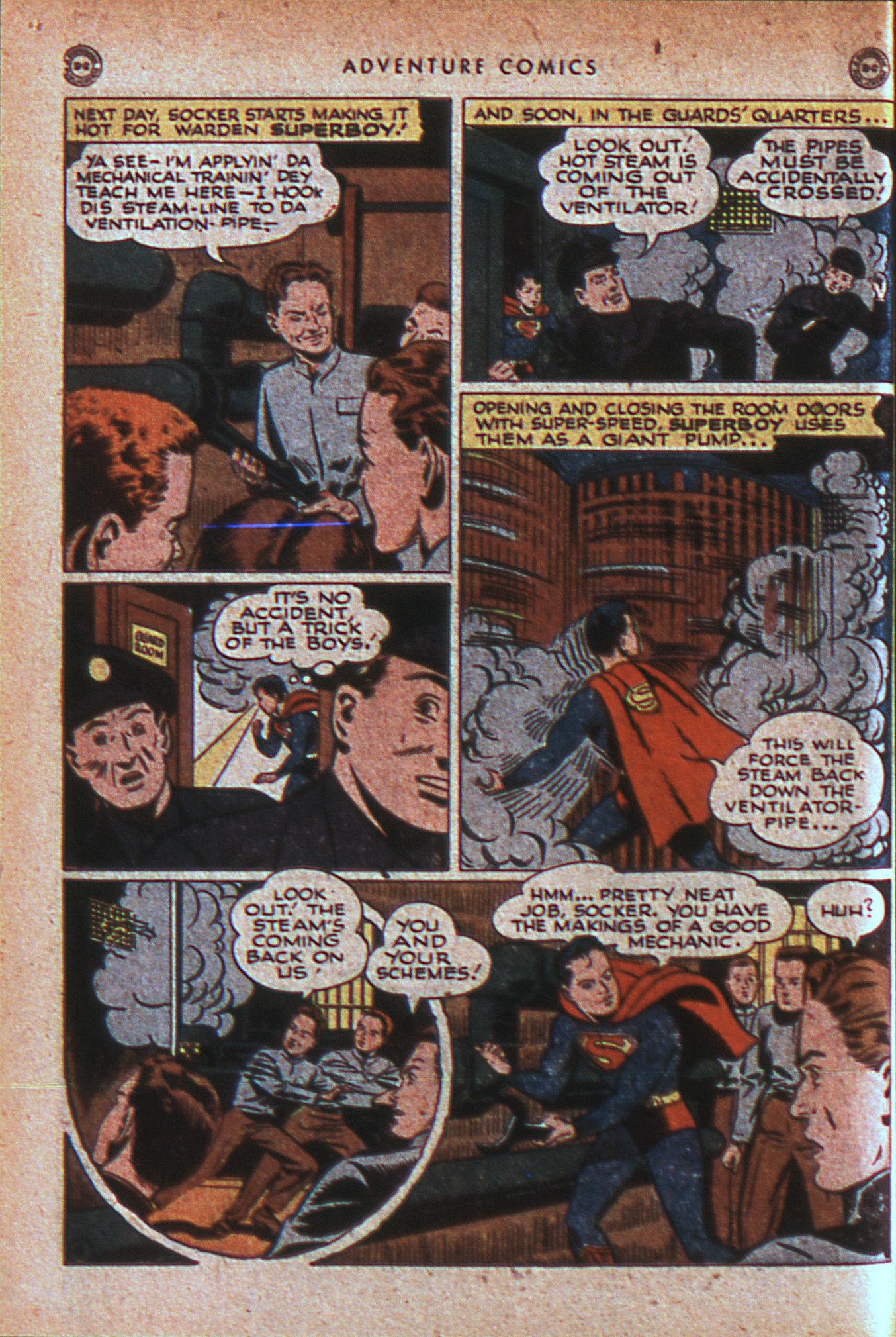 Read online Adventure Comics (1938) comic -  Issue #124 - 7