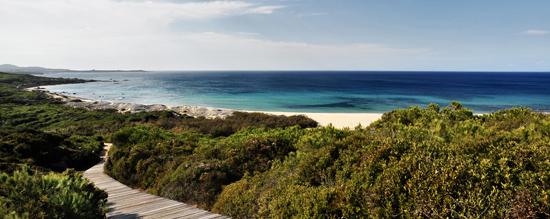 Gallura Beach Village - accesso alla spiaggia