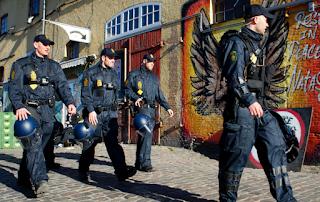 Islamic State Terrorists Claim Denmark Police Shooting