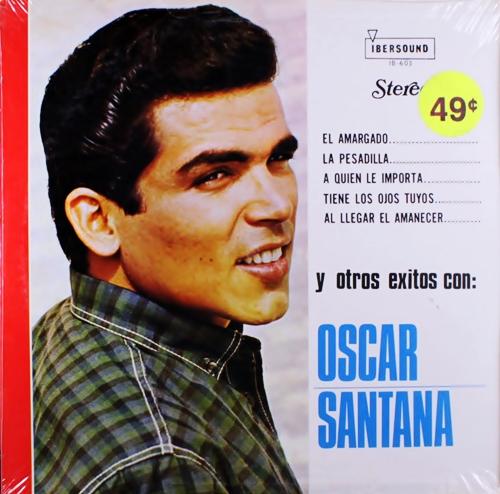 Lyrics de Oscar Santana