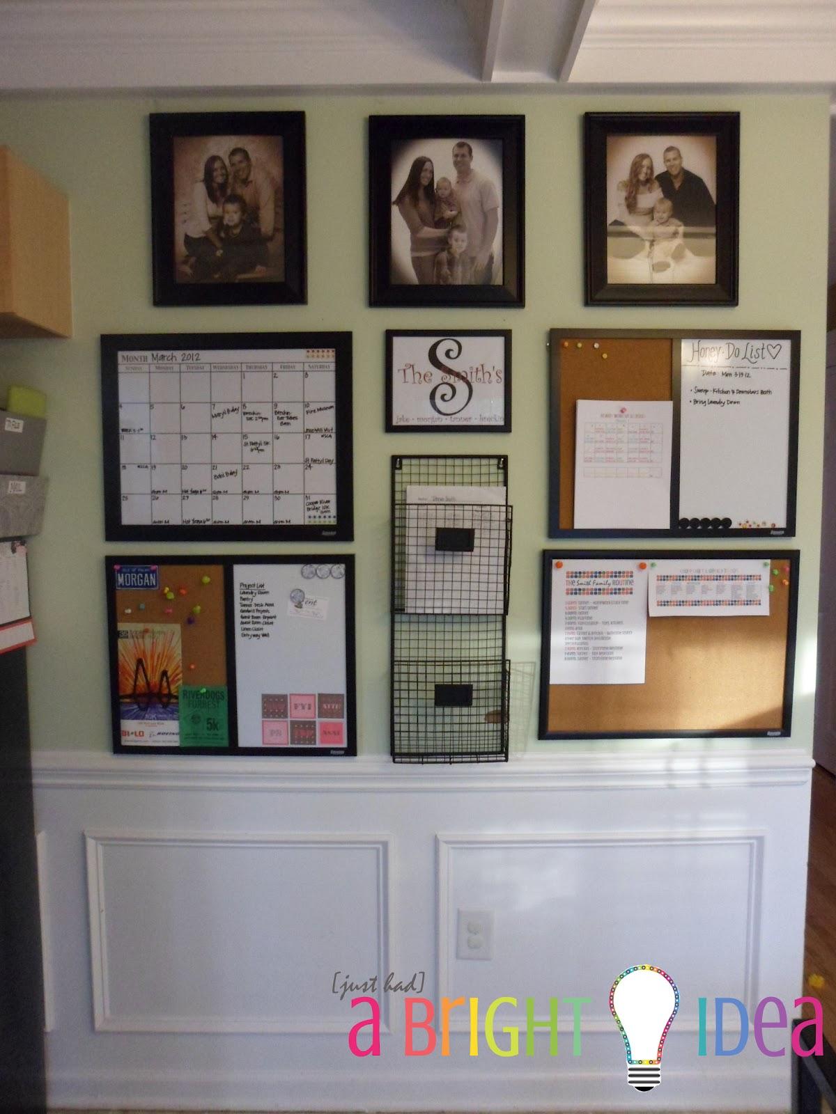 California To Carolina Wall Organization System